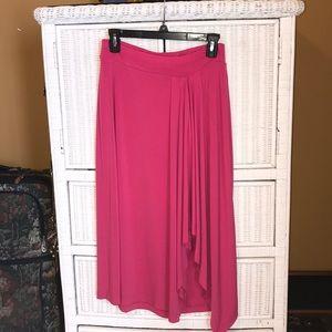 MICHAEL Michael Kors split skirt